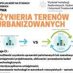 Inżynieria terenów zurbanizowanych