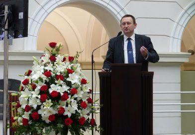 Professor Paweł Popielski was elected Dean of the Faculty