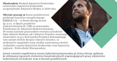 Mgr inż. Leszek Szklarzewicz