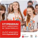 Stypendia_mst_Warszawy_im.Jana_Pawla_2